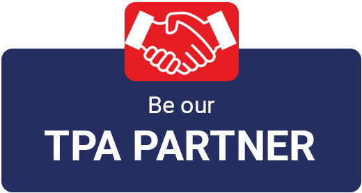 Become our TPA